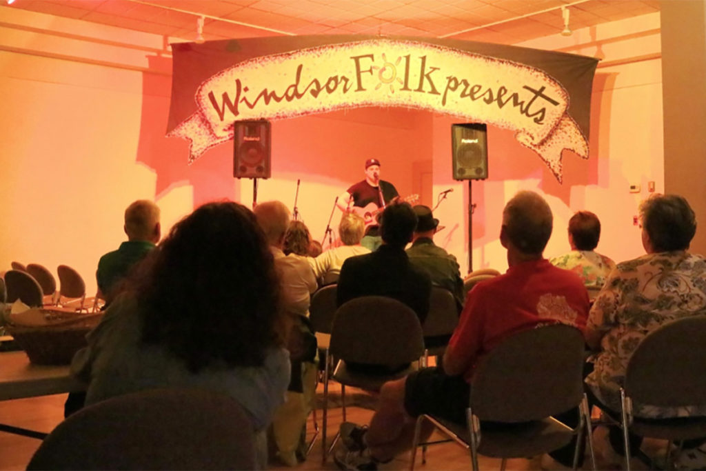 Windsor Folk Performance