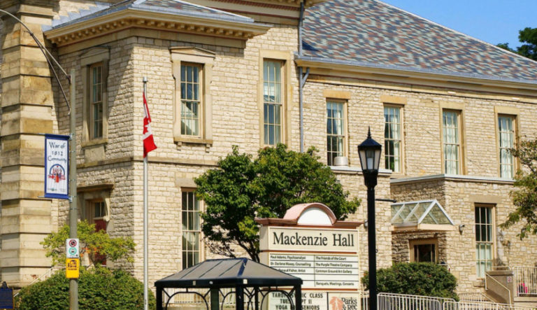 Mackenzie Hall in Windsor